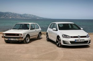volkswagen golf mix